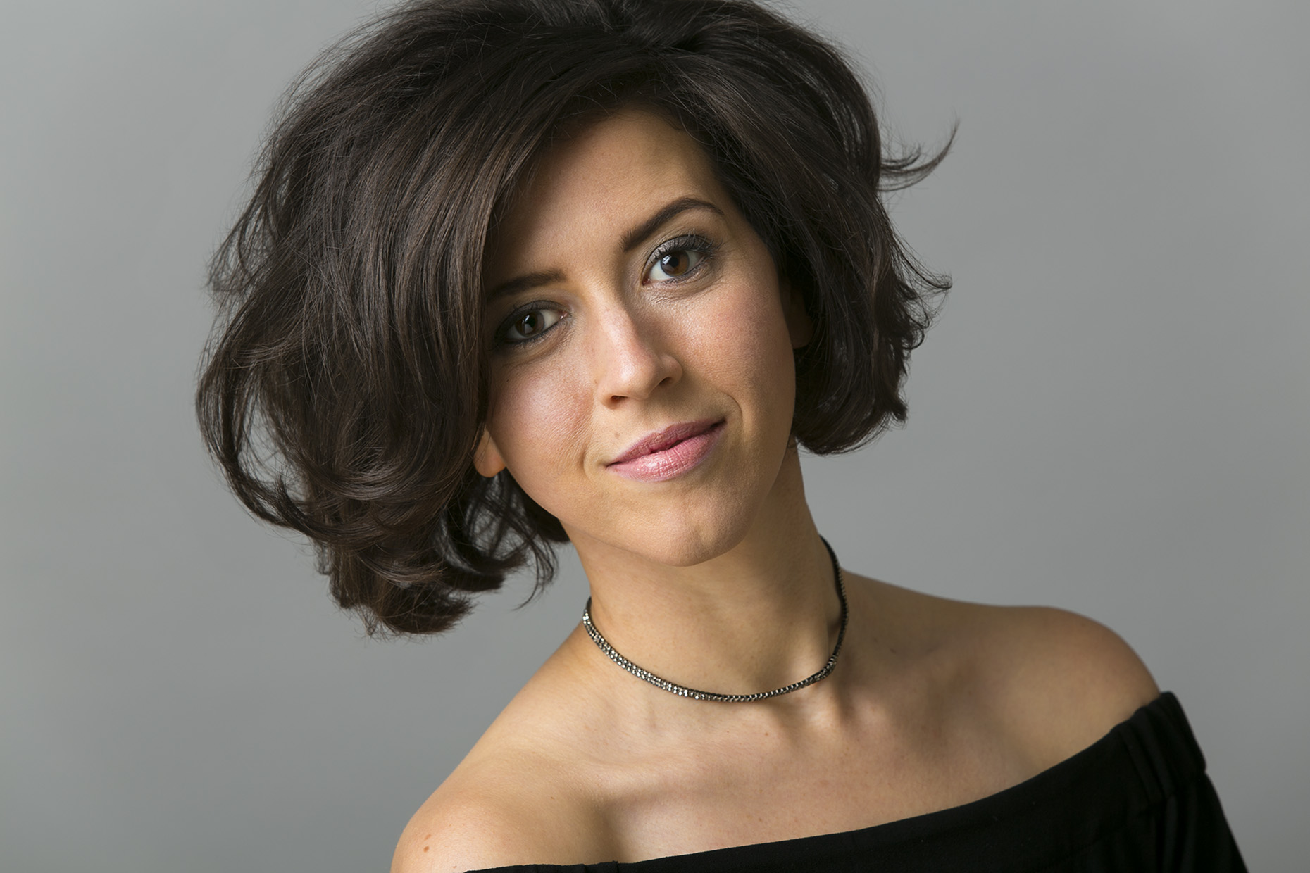 Jason Homa Headshot Photography with Lisette Oropesa