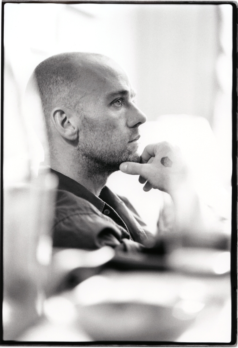 Jason Homa Portrait  Photography, Michael Stipe