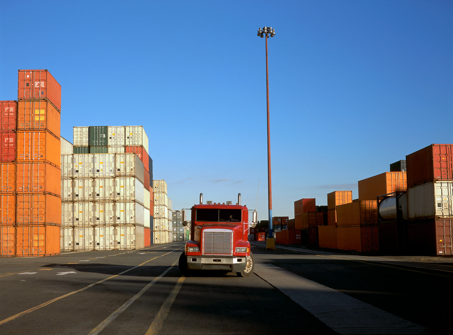 Jason Homa FIne Art Photography, Shipping Containers NJ